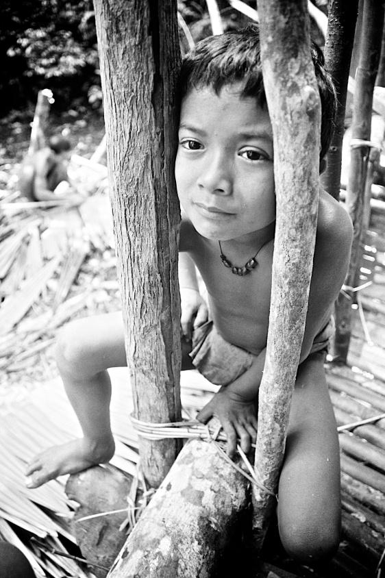 Orang Rimba, Jambi (1999)