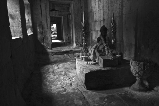 Angkor Thom, Kamboja (2013)